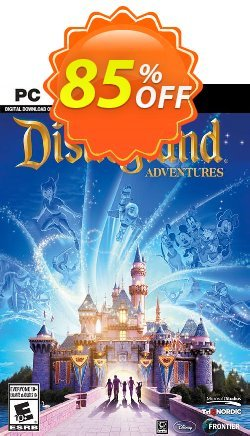 Disneyland Adventures PC Coupon discount Disneyland Adventures PC Deal. Promotion: Disneyland Adventures PC Exclusive offer for iVoicesoft