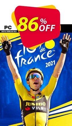 Tour de France 2021 PC Coupon discount Tour de France 2021 PC Deal 2021 CDkeys. Promotion: Tour de France 2021 PC Exclusive Sale offer for iVoicesoft