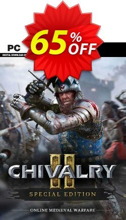 Chivalry 2 Special Edition PC Coupon discount Chivalry 2 Special Edition PC Deal 2021 CDkeys - Chivalry 2 Special Edition PC Exclusive Sale offer for iVoicesoft