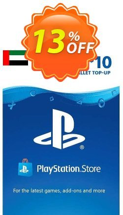 PlayStation Network - PSN Card - 10 USD - UAE  Coupon discount PlayStation Network (PSN) Card - 10 USD (UAE) Deal 2021 CDkeys. Promotion: PlayStation Network (PSN) Card - 10 USD (UAE) Exclusive Sale offer for iVoicesoft