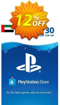 PlayStation Network - PSN Card - 30 USD - UAE  Coupon discount PlayStation Network (PSN) Card - 30 USD (UAE) Deal 2021 CDkeys. Promotion: PlayStation Network (PSN) Card - 30 USD (UAE) Exclusive Sale offer for iVoicesoft