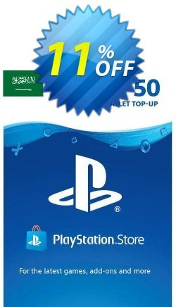 PlayStation Network - PSN Card - 50 USD - KSA  Coupon discount PlayStation Network (PSN) Card - 50 USD (KSA) Deal 2021 CDkeys. Promotion: PlayStation Network (PSN) Card - 50 USD (KSA) Exclusive Sale offer for iVoicesoft
