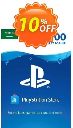 PlayStation Network - PSN Card - 100 USD - KSA  Coupon discount PlayStation Network (PSN) Card - 100 USD (KSA) Deal 2021 CDkeys. Promotion: PlayStation Network (PSN) Card - 100 USD (KSA) Exclusive Sale offer for iVoicesoft