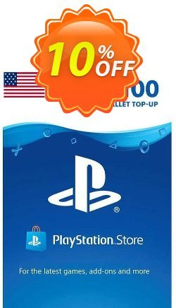 PlayStation Network - PSN Card - 100 USD - USA  Coupon discount PlayStation Network (PSN) Card - 100 USD (USA) Deal 2021 CDkeys. Promotion: PlayStation Network (PSN) Card - 100 USD (USA) Exclusive Sale offer for iVoicesoft