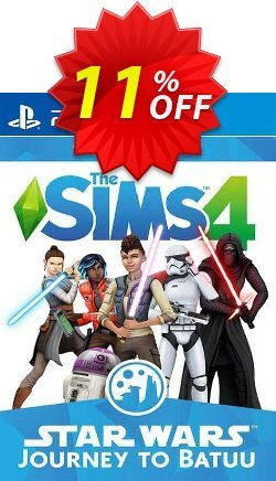 The Sims 4 Star Wars Journey to Batuu PS4 DLC - EU  Coupon discount The Sims 4 Star Wars Journey to Batuu PS4 DLC (EU) Deal 2021 CDkeys. Promotion: The Sims 4 Star Wars Journey to Batuu PS4 DLC (EU) Exclusive Sale offer for iVoicesoft