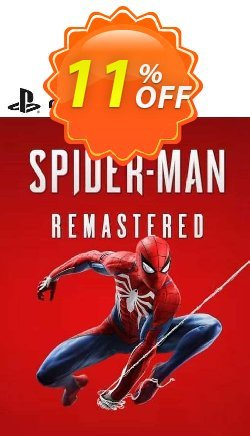 Marvel's Spider - Man Remastered PS5 - EU  Coupon discount Marvel's Spider - Man Remastered PS5 (EU) Deal 2021 CDkeys - Marvel's Spider - Man Remastered PS5 (EU) Exclusive Sale offer for iVoicesoft