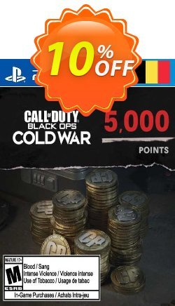Call of Duty: Black Ops Cold War - 5000 Points PS4/PS5 - Belgium  Coupon discount Call of Duty: Black Ops Cold War - 5000 Points PS4/PS5 (Belgium) Deal 2021 CDkeys - Call of Duty: Black Ops Cold War - 5000 Points PS4/PS5 (Belgium) Exclusive Sale offer for iVoicesoft