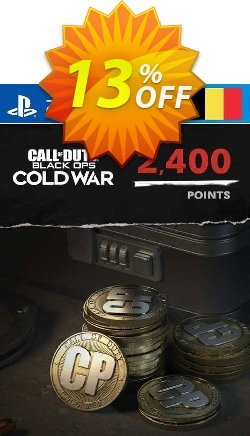 Call of Duty: Black Ops Cold War - 2400 Points PS4/PS5 - Belgium  Coupon discount Call of Duty: Black Ops Cold War - 2400 Points PS4/PS5 (Belgium) Deal 2021 CDkeys. Promotion: Call of Duty: Black Ops Cold War - 2400 Points PS4/PS5 (Belgium) Exclusive Sale offer for iVoicesoft