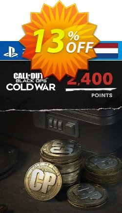 Call of Duty: Black Ops Cold War - 2400 Points PS4/PS5 - Netherlands  Coupon discount Call of Duty: Black Ops Cold War - 2400 Points PS4/PS5 (Netherlands) Deal 2021 CDkeys. Promotion: Call of Duty: Black Ops Cold War - 2400 Points PS4/PS5 (Netherlands) Exclusive Sale offer for iVoicesoft