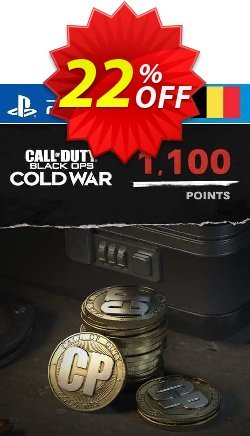 Call of Duty: Black Ops Cold War - 1100 Points PS4/PS5 - Belgium  Coupon discount Call of Duty: Black Ops Cold War - 1100 Points PS4/PS5 (Belgium) Deal 2021 CDkeys. Promotion: Call of Duty: Black Ops Cold War - 1100 Points PS4/PS5 (Belgium) Exclusive Sale offer for iVoicesoft