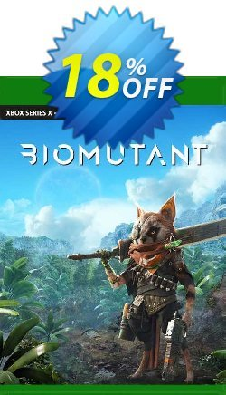 Biomutant Xbox One - UK  Coupon discount Biomutant Xbox One (UK) Deal 2021 CDkeys - Biomutant Xbox One (UK) Exclusive Sale offer for iVoicesoft