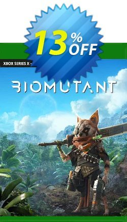 Biomutant Xbox One - EU  Coupon discount Biomutant Xbox One (EU) Deal 2021 CDkeys - Biomutant Xbox One (EU) Exclusive Sale offer for iVoicesoft