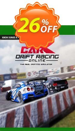 CarX Drift Racing Online Xbox One - UK  Coupon discount CarX Drift Racing Online Xbox One (UK) Deal 2021 CDkeys. Promotion: CarX Drift Racing Online Xbox One (UK) Exclusive Sale offer for iVoicesoft
