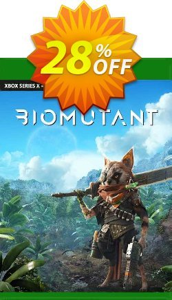 Biomutant Xbox One - WW  Coupon discount Biomutant Xbox One (WW) Deal 2021 CDkeys - Biomutant Xbox One (WW) Exclusive Sale offer for iVoicesoft