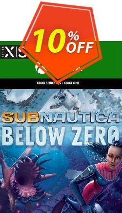 Subnautica: Below Zero Xbox One / Xbox Series X|S - UK  Coupon discount Subnautica: Below Zero Xbox One / Xbox Series X|S (UK) Deal 2021 CDkeys. Promotion: Subnautica: Below Zero Xbox One / Xbox Series X|S (UK) Exclusive Sale offer for iVoicesoft