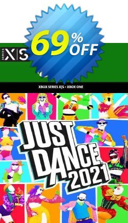 Just Dance 2021 Xbox One - UK  Coupon discount Just Dance 2021 Xbox One (UK) Deal 2021 CDkeys. Promotion: Just Dance 2021 Xbox One (UK) Exclusive Sale offer for iVoicesoft