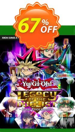 Yu-Gi-Oh! Legacy of the Duelist : Link Evolution Xbox One - UK  Coupon discount Yu-Gi-Oh! Legacy of the Duelist : Link Evolution Xbox One (UK) Deal 2021 CDkeys. Promotion: Yu-Gi-Oh! Legacy of the Duelist : Link Evolution Xbox One (UK) Exclusive Sale offer for iVoicesoft