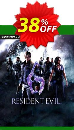 Resident Evil 6 Xbox One - UK  Coupon discount Resident Evil 6 Xbox One (UK) Deal 2021 CDkeys - Resident Evil 6 Xbox One (UK) Exclusive Sale offer for iVoicesoft