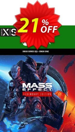 Mass Effect Legendary Edition Xbox One/ Xbox Series X|S - EU  Coupon discount Mass Effect Legendary Edition Xbox One/ Xbox Series X|S (EU) Deal 2021 CDkeys. Promotion: Mass Effect Legendary Edition Xbox One/ Xbox Series X|S (EU) Exclusive Sale offer for iVoicesoft