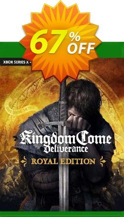 Kingdom Come Deliverance - Royal Edition Xbox One - UK  Coupon discount Kingdom Come Deliverance - Royal Edition Xbox One (UK) Deal 2021 CDkeys. Promotion: Kingdom Come Deliverance - Royal Edition Xbox One (UK) Exclusive Sale offer for iVoicesoft