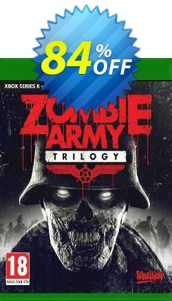 Zombie Army Trilogy Xbox One - UK  Coupon discount Zombie Army Trilogy Xbox One (UK) Deal 2021 CDkeys. Promotion: Zombie Army Trilogy Xbox One (UK) Exclusive Sale offer for iVoicesoft