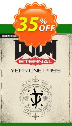 DOOM Eternal - Year One Pass Xbox One - UK  Coupon discount DOOM Eternal - Year One Pass Xbox One (UK) Deal 2021 CDkeys. Promotion: DOOM Eternal - Year One Pass Xbox One (UK) Exclusive Sale offer for iVoicesoft
