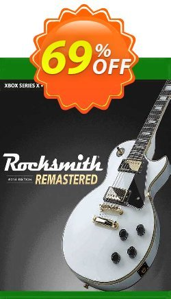 Rocksmith 2014 Edition Remastered Xbox One - UK  Coupon discount Rocksmith 2014 Edition Remastered Xbox One (UK) Deal 2021 CDkeys. Promotion: Rocksmith 2014 Edition Remastered Xbox One (UK) Exclusive Sale offer for iVoicesoft