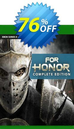 For Honor Complete Edition Xbox One - UK  Coupon discount For Honor Complete Edition Xbox One (UK) Deal 2021 CDkeys. Promotion: For Honor Complete Edition Xbox One (UK) Exclusive Sale offer for iVoicesoft
