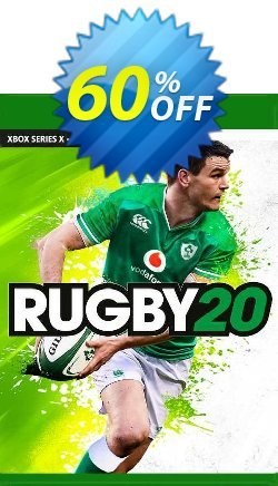Rugby 20 Xbox One - UK  Coupon discount Rugby 20 Xbox One (UK) Deal 2021 CDkeys. Promotion: Rugby 20 Xbox One (UK) Exclusive Sale offer for iVoicesoft