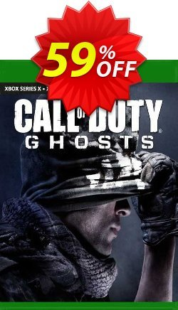 Call of Duty Ghosts Xbox One - US  Coupon discount Call of Duty Ghosts Xbox One (US) Deal 2021 CDkeys - Call of Duty Ghosts Xbox One (US) Exclusive Sale offer for iVoicesoft