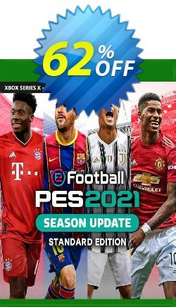 eFootball PES 2021 Season Update Standard Edition Xbox One - EU  Coupon discount eFootball PES 2021 Season Update Standard Edition Xbox One (EU) Deal 2021 CDkeys. Promotion: eFootball PES 2021 Season Update Standard Edition Xbox One (EU) Exclusive Sale offer for iVoicesoft