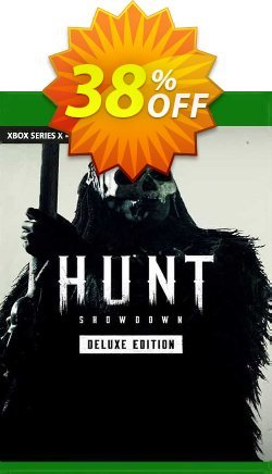 Hunt: Showdown - Deluxe Edition Xbox One - UK  Coupon discount Hunt: Showdown - Deluxe Edition Xbox One (UK) Deal 2021 CDkeys. Promotion: Hunt: Showdown - Deluxe Edition Xbox One (UK) Exclusive Sale offer for iVoicesoft