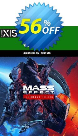 Mass Effect Legendary Edition Xbox One/ Xbox Series X|S - US  Coupon discount Mass Effect Legendary Edition Xbox One/ Xbox Series X|S (US) Deal 2021 CDkeys - Mass Effect Legendary Edition Xbox One/ Xbox Series X|S (US) Exclusive Sale offer for iVoicesoft