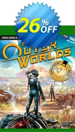 The Outer Worlds Expansion Pass Xbox One - UK  Coupon discount The Outer Worlds Expansion Pass Xbox One (UK) Deal 2021 CDkeys. Promotion: The Outer Worlds Expansion Pass Xbox One (UK) Exclusive Sale offer for iVoicesoft