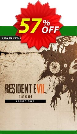 Resident Evil 7 Biohazard Season Pass Xbox One - UK  Coupon discount Resident Evil 7 Biohazard Season Pass Xbox One (UK) Deal 2021 CDkeys. Promotion: Resident Evil 7 Biohazard Season Pass Xbox One (UK) Exclusive Sale offer for iVoicesoft