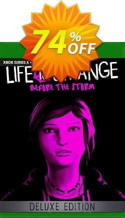 Life is Strange: Before the Storm Deluxe Edition Xbox One Coupon discount Life is Strange: Before the Storm Deluxe Edition Xbox One Deal 2021 CDkeys. Promotion: Life is Strange: Before the Storm Deluxe Edition Xbox One Exclusive Sale offer for iVoicesoft