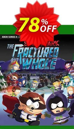 South Park The Fractured But Whole Xbox One Coupon discount South Park The Fractured But Whole Xbox One Deal 2021 CDkeys. Promotion: South Park The Fractured But Whole Xbox One Exclusive Sale offer for iVoicesoft