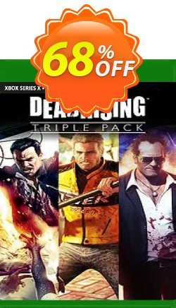 Dead Rising Triple Bundle Pack Xbox One - UK  Coupon discount Dead Rising Triple Bundle Pack Xbox One (UK) Deal 2021 CDkeys - Dead Rising Triple Bundle Pack Xbox One (UK) Exclusive Sale offer for iVoicesoft