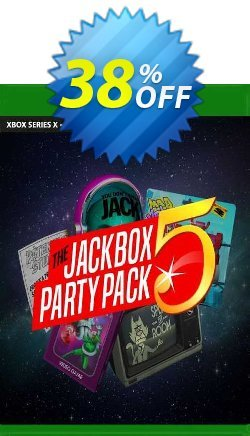 The Jackbox Party Pack 5 Xbox One - UK  Coupon discount The Jackbox Party Pack 5 Xbox One (UK) Deal 2021 CDkeys. Promotion: The Jackbox Party Pack 5 Xbox One (UK) Exclusive Sale offer for iVoicesoft