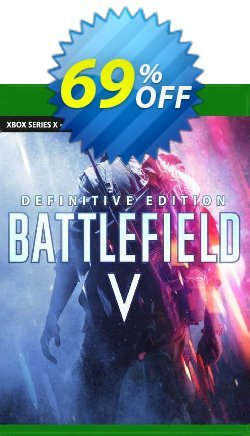 Battlefield V Definitive Edition  Xbox One - UK  Coupon discount Battlefield V Definitive Edition  Xbox One (UK) Deal 2021 CDkeys. Promotion: Battlefield V Definitive Edition  Xbox One (UK) Exclusive Sale offer for iVoicesoft