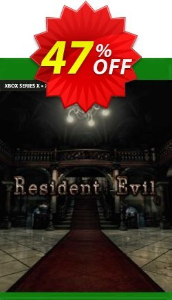 Resident Evil Xbox One - UK  Coupon discount Resident Evil Xbox One (UK) Deal 2021 CDkeys. Promotion: Resident Evil Xbox One (UK) Exclusive Sale offer for iVoicesoft