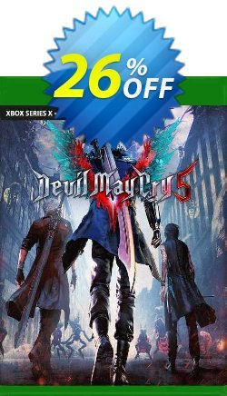 Devil May Cry 5 Xbox One - UK  Coupon discount Devil May Cry 5 Xbox One (UK) Deal 2021 CDkeys. Promotion: Devil May Cry 5 Xbox One (UK) Exclusive Sale offer for iVoicesoft