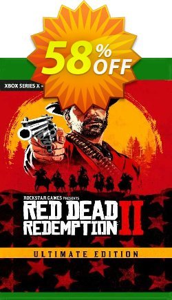 Red Dead Redemption 2: Ultimate Edition Xbox One - EU  Coupon discount Red Dead Redemption 2: Ultimate Edition Xbox One (EU) Deal 2021 CDkeys - Red Dead Redemption 2: Ultimate Edition Xbox One (EU) Exclusive Sale offer for iVoicesoft