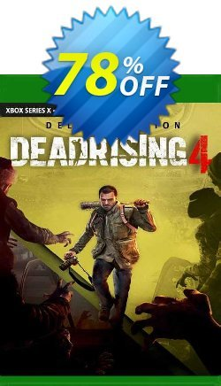 Dead Rising 4 Deluxe Edition Xbox One - UK  Coupon discount Dead Rising 4 Deluxe Edition Xbox One (UK) Deal 2021 CDkeys - Dead Rising 4 Deluxe Edition Xbox One (UK) Exclusive Sale offer for iVoicesoft