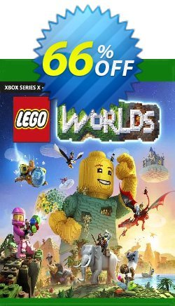 Lego Worlds Xbox One - US  Coupon discount Lego Worlds Xbox One (US) Deal 2021 CDkeys - Lego Worlds Xbox One (US) Exclusive Sale offer for iVoicesoft