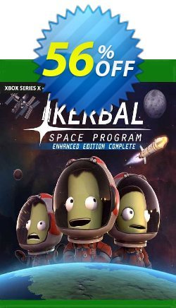 Kerbal Space Program Enhanced Edition Complete Xbox One - UK  Coupon discount Kerbal Space Program Enhanced Edition Complete Xbox One (UK) Deal 2021 CDkeys. Promotion: Kerbal Space Program Enhanced Edition Complete Xbox One (UK) Exclusive Sale offer for iVoicesoft