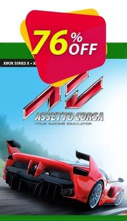 Assetto Corsa Xbox One - UK  Coupon discount Assetto Corsa Xbox One (UK) Deal 2021 CDkeys. Promotion: Assetto Corsa Xbox One (UK) Exclusive Sale offer for iVoicesoft
