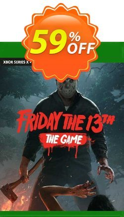 Friday the 13th: The Game Xbox One - US  Coupon discount Friday the 13th: The Game Xbox One (US) Deal 2021 CDkeys. Promotion: Friday the 13th: The Game Xbox One (US) Exclusive Sale offer for iVoicesoft