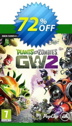 Plants vs. Zombies Garden Warfare 2 Xbox One - UK  Coupon discount Plants vs. Zombies Garden Warfare 2 Xbox One (UK) Deal 2021 CDkeys. Promotion: Plants vs. Zombies Garden Warfare 2 Xbox One (UK) Exclusive Sale offer for iVoicesoft