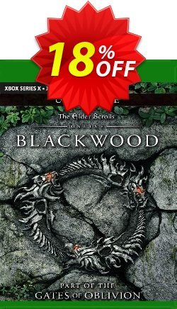 The Elder Scrolls Online: Blackwood Upgrade Xbox One - UK  Coupon discount The Elder Scrolls Online: Blackwood Upgrade Xbox One (UK) Deal 2021 CDkeys - The Elder Scrolls Online: Blackwood Upgrade Xbox One (UK) Exclusive Sale offer for iVoicesoft